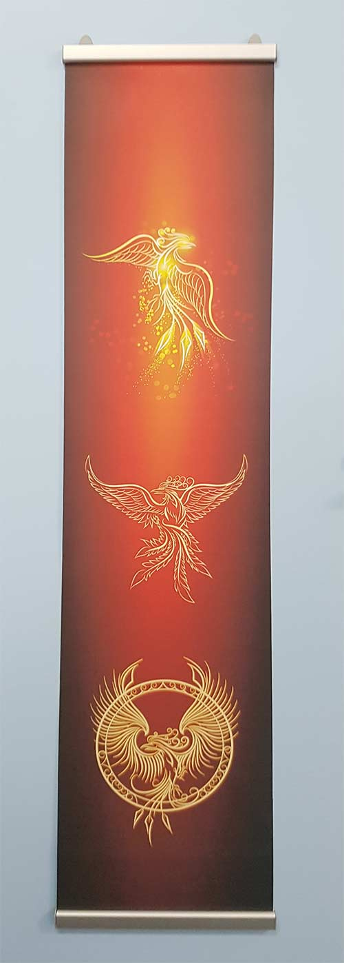 Canvas Runners