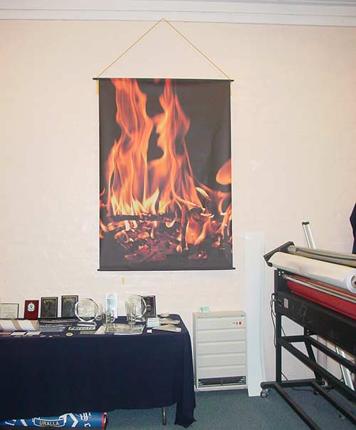 Large Canvasses